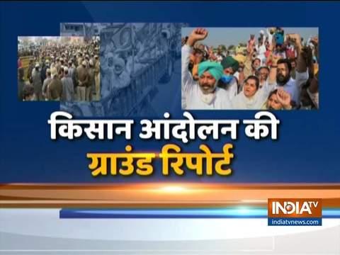 केंद्रीय कृषि मंत्री नरेंद्र सिंह तोमर ने किसानों से अनुरोध किया कि वे आंदोलन न करें और बातचीत के लिए आगे आएं
