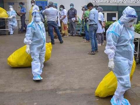 Coronavirus: देश में मरीजों की संख्या 53 लाख के पार