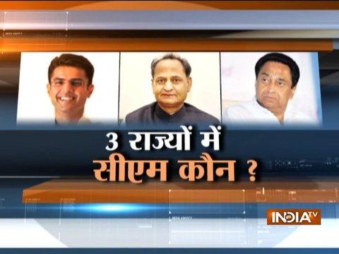 After meeting with Rahul Gandhi; Ashok Gehlot, Sachin Pilot return to Rajasthan