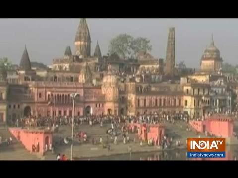 राम मंदिर मुद्दे पर 40 दिन चली सुनवाई आज हुई खत्म, सुप्रीम कोर्ट ने फैसला रखा सुरक्षित