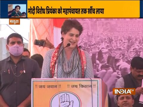 From CBI's interrogation in coal scam to Priyanka Gandhi's address in Mathura | Today's top news stories