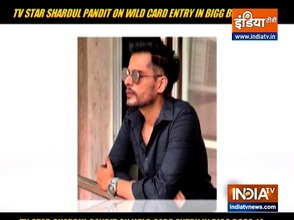 Bigg Boss 14: Wildcard entry Shardul Pandit excited for his entry