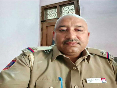 Delhi Police official dies as under construction structure collapses