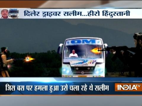 Amarnath Terror Strike: Under fire from all sides, bus driver Salim's courage saved 50 lives