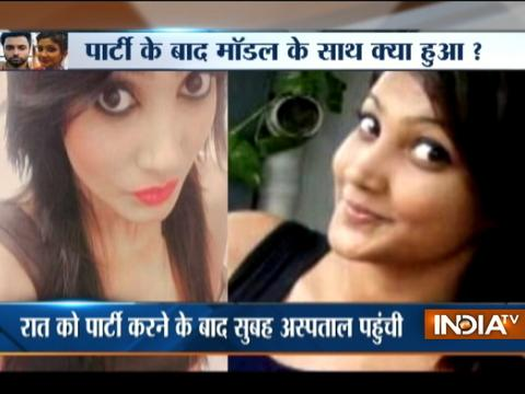 Suspense revolves around death of a model in Indore, police arrests her boyfriend