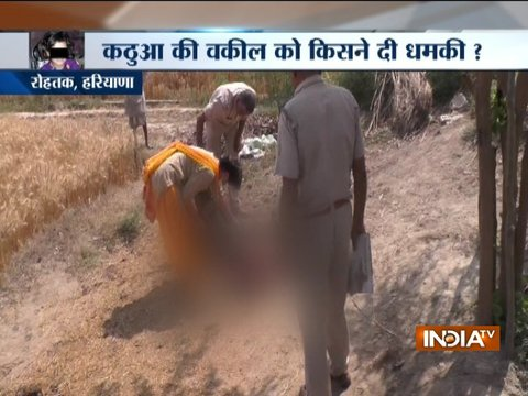 Haryana: Body of 8-year-old girl found in a bag in Rohtak