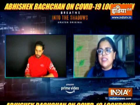 अभिषेक बच्चन ने कोविड-19 लॉकडाउन के बारे में कही ये बात