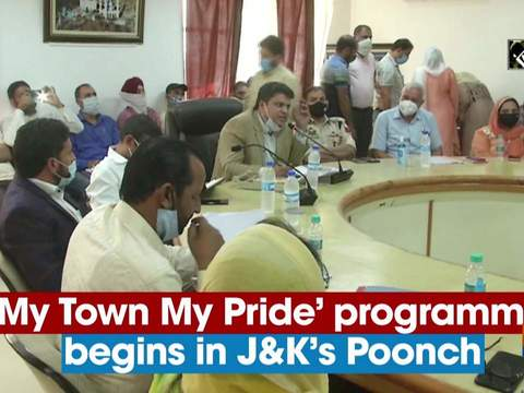 'My Town My Pride' programme begins in J&K's Poonch