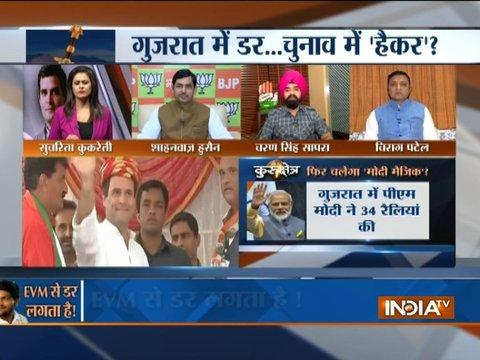 Kurukshetra: Why is Congress afraid of EVMs ahead of election results?