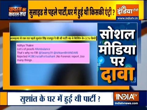 Watch India TV's show Virus Ka Viral Sach | August 1, 2020