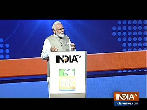 इंडिया टीवी को पीएम मोदी का एक्सक्लूसिव इंटरव्यू देखिए 4 मई को रात 8 बजे