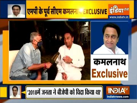 Watch: India TV's Exclusive Interview with Senior Congress leader Kamalnath