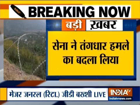 भारतीय सेना ने आतंकी कैंपों के खात्मे के लिए किया आर्टिलरी गन का इस्तेमाल