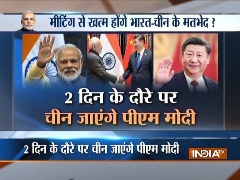 PM Modi to meet Chinese President Xi Jinping this week, talk on Doklam and other issues likely