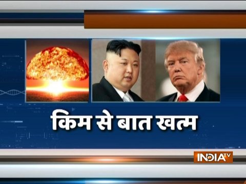 Donald Trump cancels US-North Korea summit with Kim Jong-un