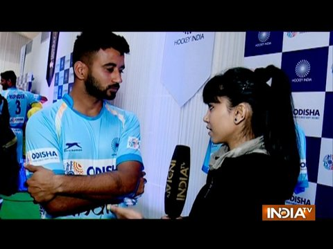 India hockey skipper Manpreet Singh says they have it in them to win medals