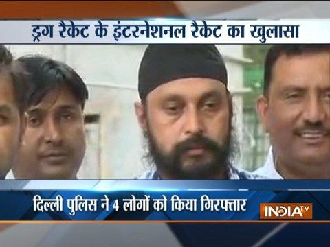 Delhi Police busts international drug racket, recovers 30 kgs of heroin worth Rs 125 crore