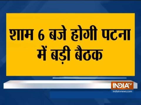 राज्य में लू और चमकी बुखार के बढ़ते मामले पर बिहार के मुख्यमंत्री ने हाई लेवल मीटिंग बुलाई