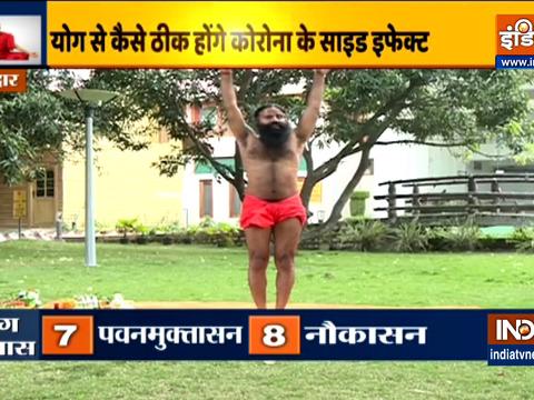 Do yogasanas daily  including Tadasana to keep the body healthy
