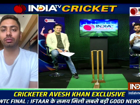 Got news of India selection during Iftar: Avesh Khan