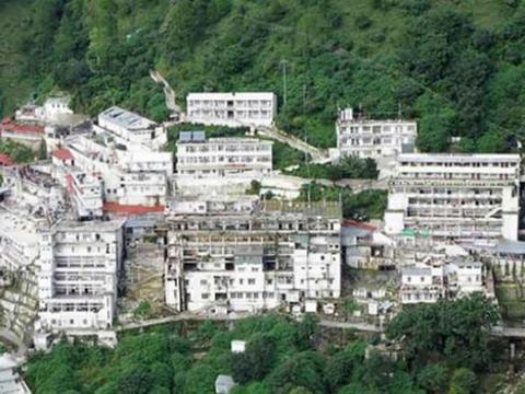NGT caps number of devotees allowed to visit Vaishno Devi at 50,000 a day