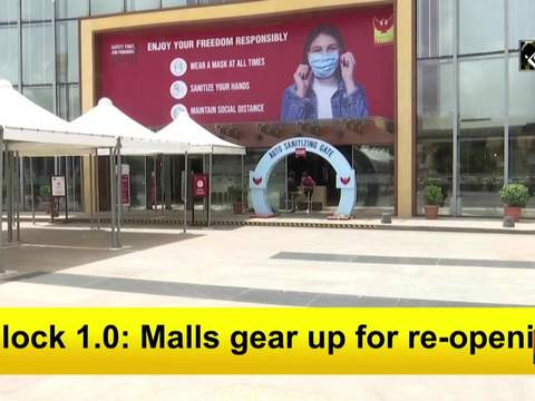 Unlock 1.0: Malls gear up for re-opening