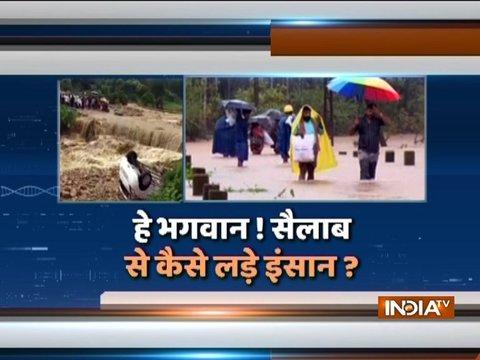 बारिश और बाढ़ से बेहाल 7 राज्यों में 776 लोगों की मौत