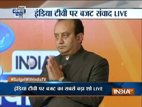 BJP is not afraid of vote bank as proven by demonetisation decision: Sudhanshu Trivedi