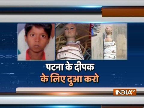 बिहार: पटना के नाले में गिरे दीपक का तीन दिन बाद भी कुछ पता नहीं, रेस्क्यू ऑपरेशन जारी