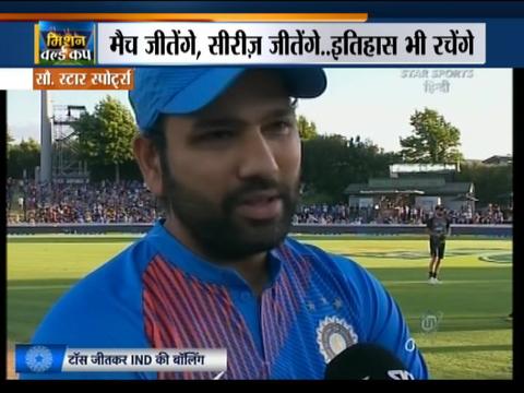 भारत vs न्यूजीलैंड, हैमिल्टन में तीसरा T20I: भारत ने टॉस जीता और पहले गेंदबाजी का फैसला किया