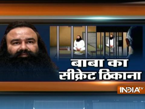 Baba Ram Rahim wants to move to Delhi's Tihar jail