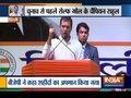 BJP, Congress in war of words over Rahul Gandhi's 'Masood Azhar ji' comment