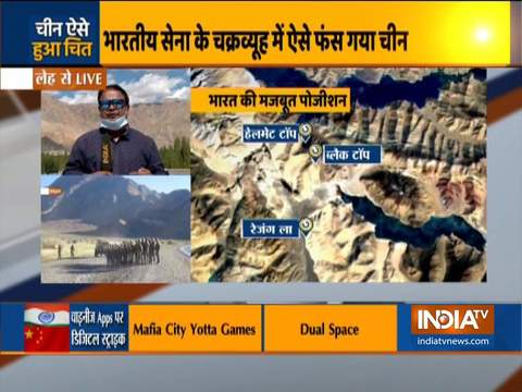 India-China border tension: 4th round of Brigade commander level meeting underway in Chushul