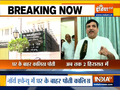 Aap MP Sanjay Singh alleges attack on house