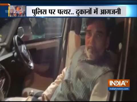 AAP नेता गोपाल राय का कहना है कि पुलिस ने हमें आश्वस्त किया है कि संवेदनशील इलाकों में पर्याप्त सुरक्षा तैनात की जाएगी