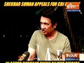 Shekhar Suman appeals for CBI enquiry in Sushant Singh Rajput's suicide case