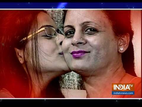 टीवी एक्ट्रेस जिग्यासा सिंह ने SBAS संग किया डे-आउट