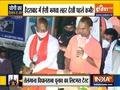 Came here to turn Hyderabad into 'Bhagyanagar', says UP CM Yogi Adityanath ahead of GHMC polls
