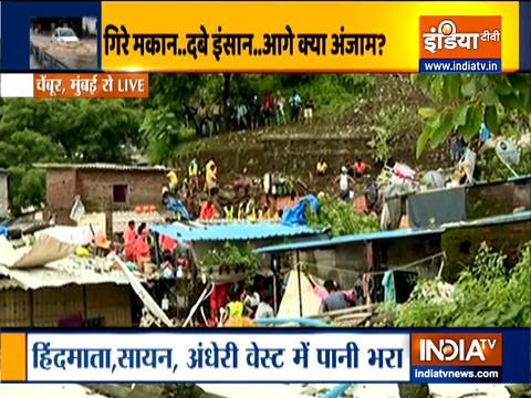 Mumbai: 24 killed in two wall collapse incidents, PM Modi announces Rs. 2 lakh ex-gratia for families