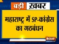 SP-Congress join hand to contest election in Maharashtra