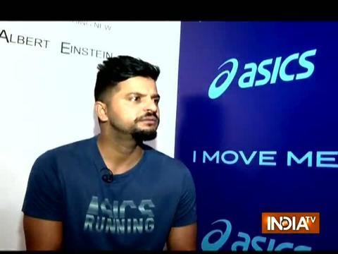 इंडिया टीवी से खास बातचीत में बोले सुरेश रैना, IPL में CSK के बेहतरीन पीछे एम एस धोनी का हाथ