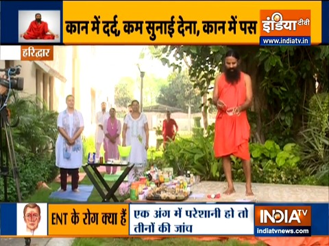 Suffering from cold and cough? Swami Ramdev shares effective solutions