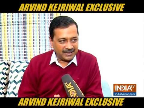 मेरी जनता से प्रार्थना है कि हमारी सरकार ने दिल्ली में जो विकास कार्य किये उसके लिए वोट करें: अरविंद केजरीवाल