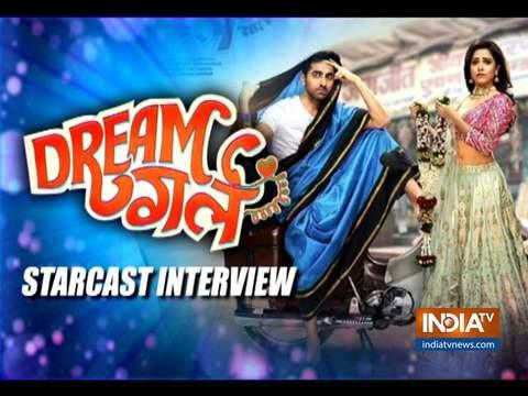 'ड्रीम गर्ल' के आयुष्मान खुराना और नुसरत भरुचा ने इंडिया टीवी से की खास बातचीत