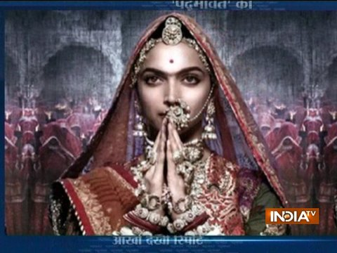 Planning to watch 'Padmaavat', here is all you want to know about the movie
