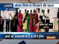 NCP leader Supriya Sule tries her hand at sword fighting (watch video)