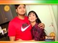TV actress Shivangi Joshi celebrates Raksha Bandhan with brother
