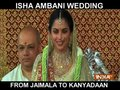 Jaimala to Kanyadaan: Have a look at Isha Ambani's wedding ceremony