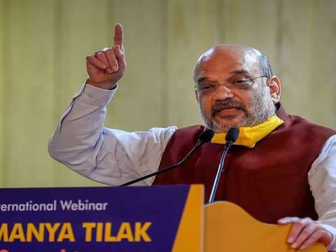 Union Home Minister Amit Shah tests positive for COVID-19