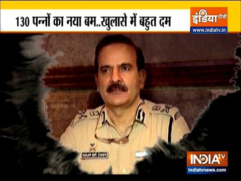 Haqikat Kya Hai: After Letter Bomb, Mumbai Ex-Top Cop Param Bir Singh  Moves SC for CBI Probe